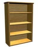 Gabinetto di legno Immagini Stock Libere da Diritti