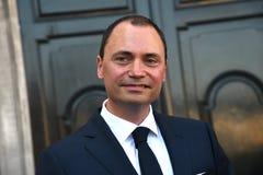 GABINETTO MINISER DI TOMMY AHLERS_NEW immagine stock