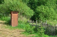 Gabinetto rurale fotografie stock