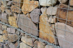 Gabion Stock Photography