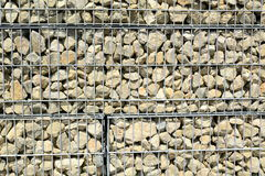 Gabion Stock Images