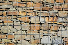 Gabion Royalty Free Stock Images