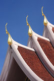 Gable apex Royalty Free Stock Images