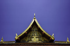 Gable Arts. Every temple has sanctuary but not similar royalty free stock images