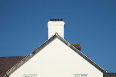 Gable end. Stock Photography
