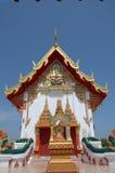 Gable of Thai Temple Royalty Free Stock Photos