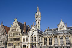 Gables in Ghent Stock Images