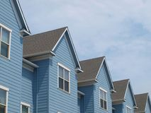 Free Gables In Alignment Stock Photos - 119664563