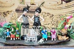 Gabloty wystawowej przejście Zdjęcia Royalty Free