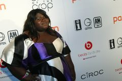 Gabourey Sidibe stockfotos