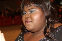 Gabourey Sidibe Royalty Free Stock Photos