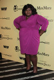 Gabourey Sidibe Royalty Free Stock Photo