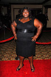 Gabourey Sidibe Royalty Free Stock Photography