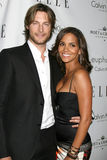 Gabriel Aubry,Halle Berry Stock Photo