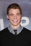 Gabriel Basso. Gabriel Basso  at the Super 8 Blu-ray And DVD Release Party, AMPAS Samuel Goldwyn Theater, Beverly Hills, CA 11-22-11 Royalty Free Stock Image
