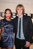Gabriel Mann, Ashley Madekwe Stock Photography