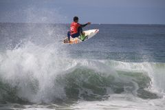 Gabriel Medina Royalty Free Stock Images