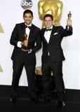 Gabriel Osorio Vargas och Pato Escala Pierart royaltyfri bild