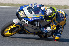 Gabriel Rodrigo. Monster Energy Grand Prix of Catalunya MotoGP Stock Images
