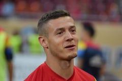 Gabriel Torje (Romênia) Foto de Stock
