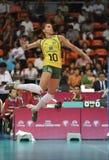 Gabriela Braga Guimaraes of Brazil Stock Photos
