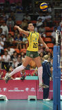 Gabriela Braga Guimaraes of Brazil Stock Photo