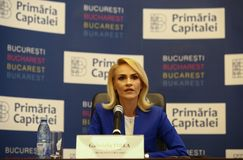Free GABRIELA FIREA - MAYOR OF BUCHAREST Stock Photography - 125756272