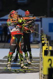 Gabriela Soukalova - czech biathlon Stock Images