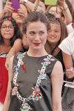 Gabriella Pession  at Giffoni Film Festival 2016. Giffoni Valle Piana, Sa, Italy - July 16, 2016 : Gabriella Pession  at Giffoni Film Festival 2016 - on July 16 Stock Image