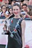 Gabriella Pession  at Giffoni Film Festival 2016. Giffoni Valle Piana, Sa, Italy - July 16, 2016 : Gabriella Pession  at Giffoni Film Festival 2016 - on July 16 Stock Photo