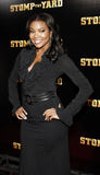 Gabrielle Union. Attends the World Premiere of `Stomp The Yard` held at the Cinerama Dome in Hollywood, California on January 8, 2007 Royalty Free Stock Photo