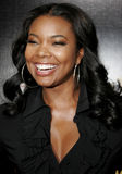 Gabrielle Union. Attends the World Premiere of `Stomp The Yard` held at the Cinerama Dome in Hollywood, California on January 8, 2007 Stock Image
