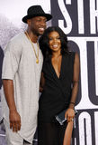 Gabrielle Union and Dwyane Wade Stock Photography