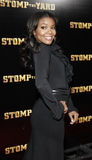 Gabrielle Union. HOLLYWOOD, CALIFORNIA. Monday January 8, 2007. Gabrielle Union attends the Los Angeles of Stomp The Yard held at the Cinerama Dome in Hollywood Royalty Free Stock Image