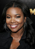 Gabrielle Union. HOLLYWOOD, CALIFORNIA. Monday January 8, 2007. Gabrielle Union attends the Los Angeles of Stomp The Yard held at the Cinerama Dome in Hollywood Royalty Free Stock Photo