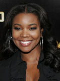 Gabrielle Union. HOLLYWOOD, CALIFORNIA. Monday January 8, 2007. Gabrielle Union attends the Los Angeles of Stomp The Yard held at the Cinerama Dome in Hollywood Royalty Free Stock Photography