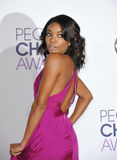 Gabrielle Union. LOS ANGELES, CA - JANUARY 7, 2015: Gabrielle Union at the 2015 People's Choice  Awards at the Nokia Theatre L.A. Live downtown Los Angeles Royalty Free Stock Photos