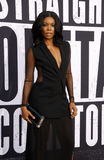 Gabrielle Union. At the Los Angeles premiere of 'Straight Outta Compton' held at the Microsoft Theater in Los Angeles, USA on August 10, 2015 Royalty Free Stock Photo