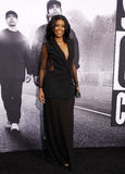 Gabrielle Union. At the Los Angeles premiere of 'Straight Outta Compton' held at the Microsoft Theater in Los Angeles, USA on August 10, 2015 Royalty Free Stock Photos