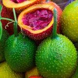 Gac fruit Royalty Free Stock Photography