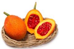 Gac fruit, Baby Jackfruit Royalty Free Stock Photo
