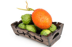 Gac fruit Royalty Free Stock Photography