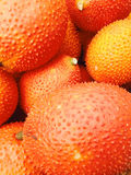 Gac fruit in the market Royalty Free Stock Images
