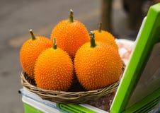 Gac fruit , . Royalty Free Stock Image