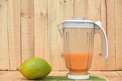 Gac juice Stock Photo