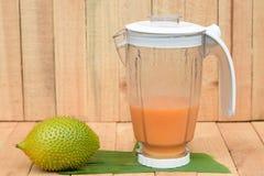 Gac juice Royalty Free Stock Photos
