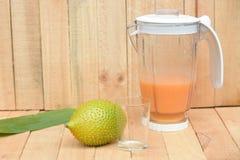 Gac juice Stock Images
