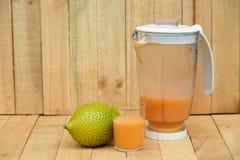 Gac juice Stock Photos