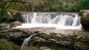 Gachedili (Martvili) canyon in Georgia Royalty Free Stock Photo