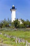 Gacholle lighthouse Stock Image